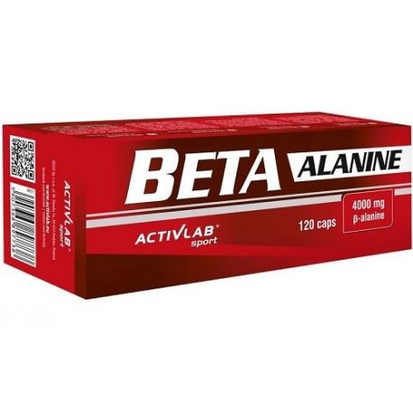 ActivLab Beta Alanine - 120 caps.