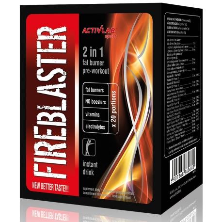Activlab FireBlaster - 250g