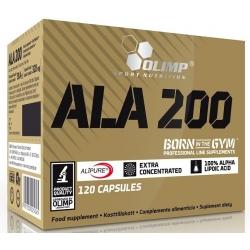 Olimp ALA 200 - 120 kaps