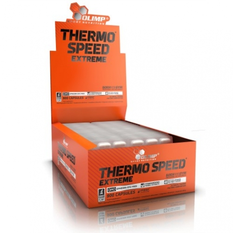 Olimp Thermo Speed Extreme Mega Caps - 30 kaps.