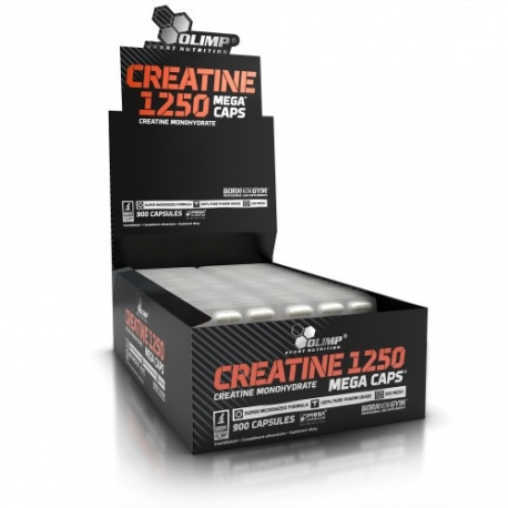 Olimp Creatine Mega Caps - 30 kaps (blister)