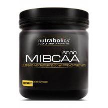 Nutrabolics M-BCAA 6000 180 tabs