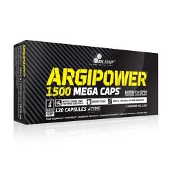 Olimp Argi Power 1500 Mega Caps - 120 kaps.