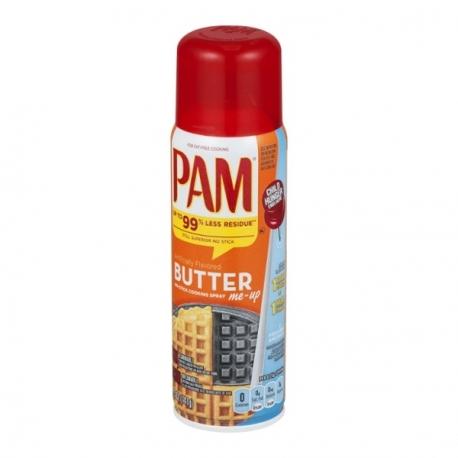 PAM Cooking spray Butter 482g