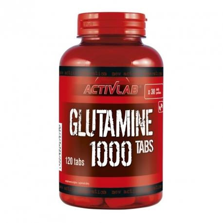 Activlab Glutamine 1000 - 120 tabl.