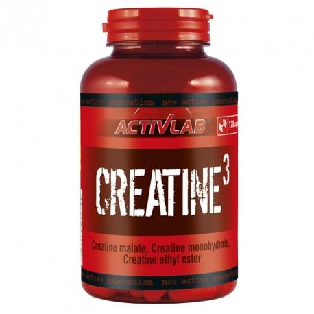 ActivLab Creatine3 - 128 kaps.