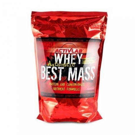 ActivLab Whey Best Mass Authentic 1kg