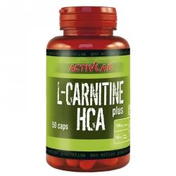 Activlab L-carnitine Plus Hca 50 kaps