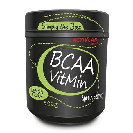 Activlab STB BCAA VitMin 500g
