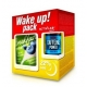 Acivlab  WAKE UP PACK BREAKFAST PROTEIN+CAFFEINE