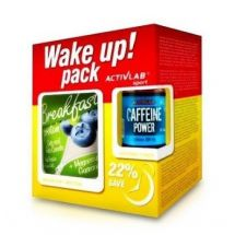 Acivlab  WAKE UP PACK BREAKFAST PROTEIN+CAFFEINE