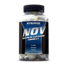 Dymatize NOV Maximum Expansion - 180 kaps.
