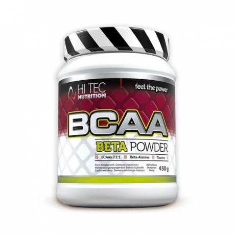 hi tec BCAA BETA POWDER 450 G