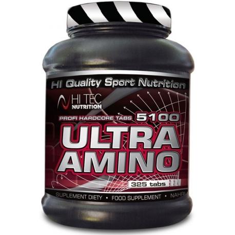 Hi tec ultra amino