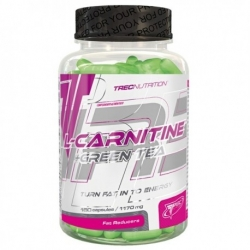 Trec L-carnitine & Green Tea - 180 kaps