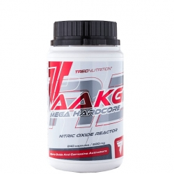 TREC AAKG Mega Hardcore - 240 kaps.