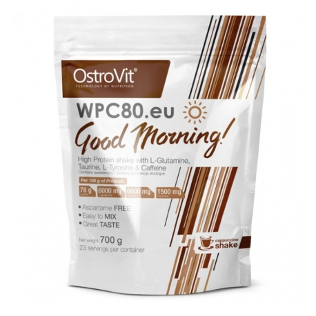 Ostrovit WPC Eu Good Morning 700g