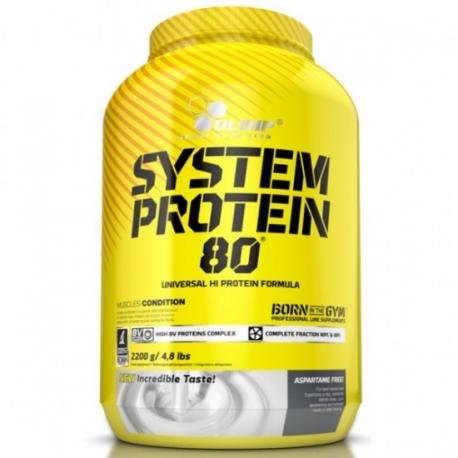 Olimp System Protein 80 - 2200 g