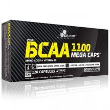 Olimp BCAA Mega Caps - 120 kaps