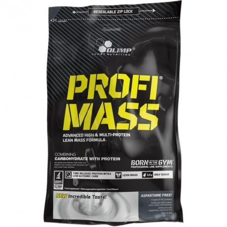 Olimp Profi Whey Mass 1000g (folia)
