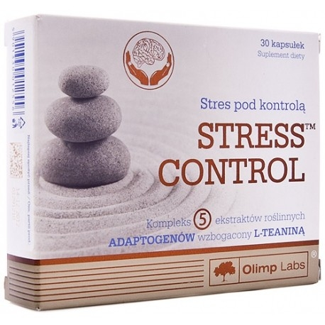 Olimp Stress Control 30kap