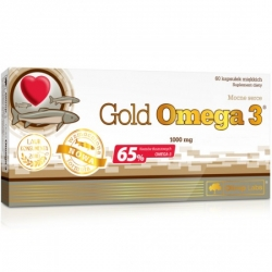 Olimp GOLD OMEGA-3(R)/1000mg - 60 kaps.