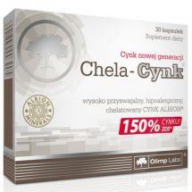 Olimp Chela Cynk - 30 kaps.