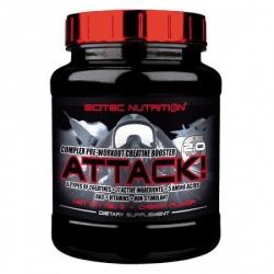 Scitec Attack 2.0 - 720g