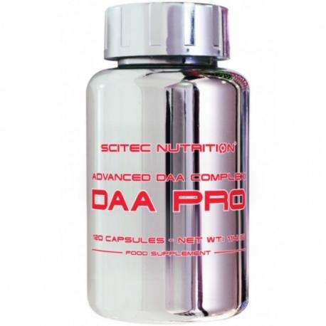Scitec DAA Pro 120 kaps