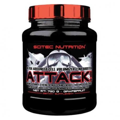 Scitec Attack - 320g