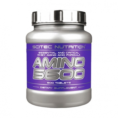 Scitec Amino 5600 500 kaps.