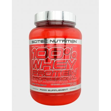 Scitec 100% Whey Protein Professional 908g