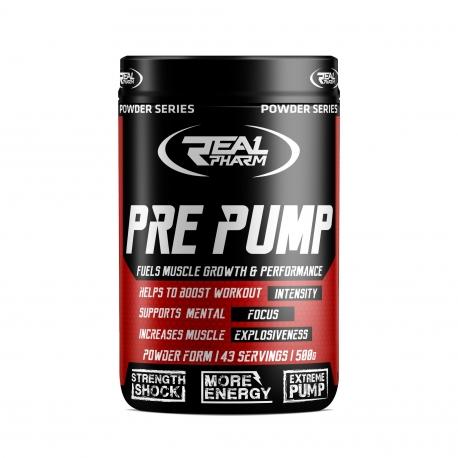 Real Pharm Pre Pump 500 g