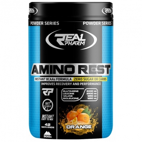 Real Pharm Amino Rest - 5,7g (1/2 porcji)