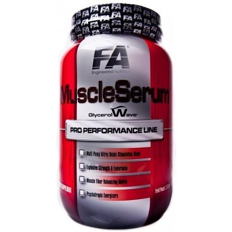 FA MuscleSerum 1250g