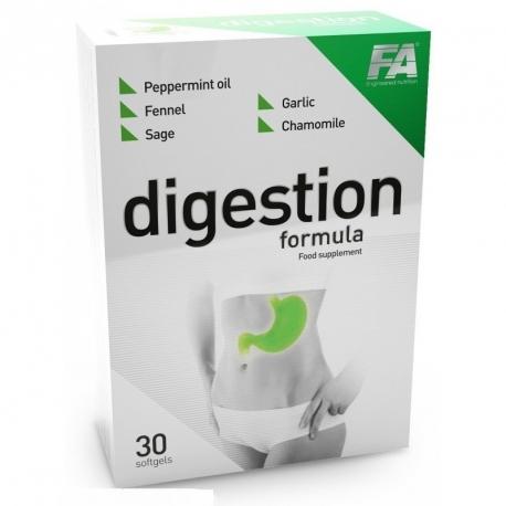 FA Nutrition Digestion Formula - 30 tabl