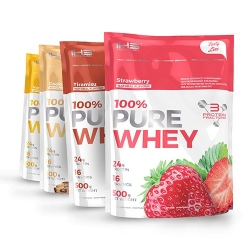 Iron Horse 100% Pure Whey - 500 g
