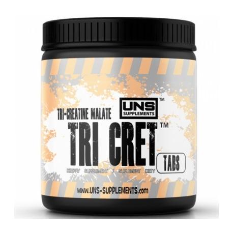 UNS Tri-Cret 150 tab.