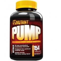 Pvl Mutant Pump 154 kaps
