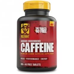 Pvl Mutant Core Caffeine 240 tabs