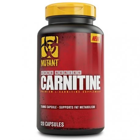 Pvl Mutant Core Carnitine 120 kaps.
