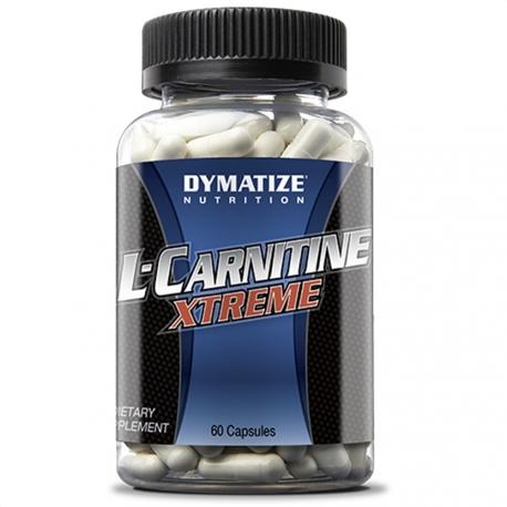 Dymatize L-Carnitine Xtreme 60 kaps