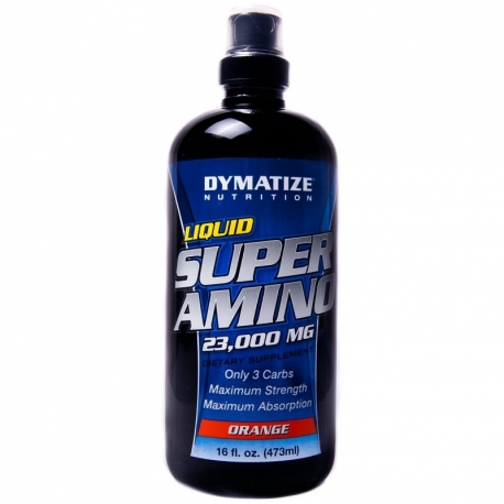 Dymatize SUPER AMINO LIQUID 2300 - 473 ml