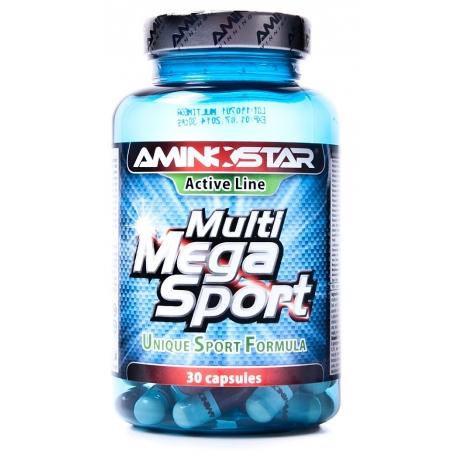 Aminostar Mega Multi Sport - 30 kap.