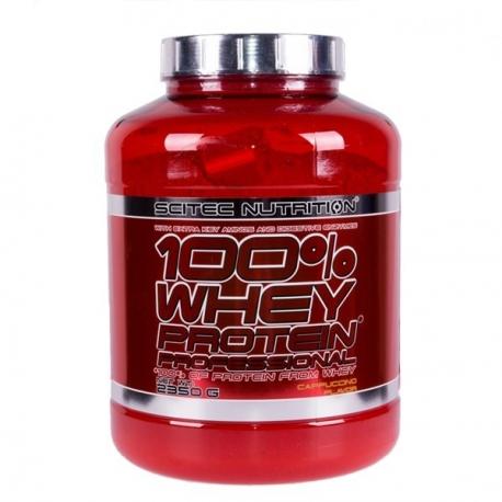 Scitec 100% Whey Protein Professional - 2350 g