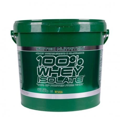Scitec 100% Whey Isolate - 4kg
