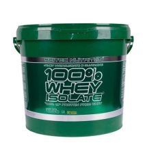 Scitec 100% Whey Isolate - 4kg