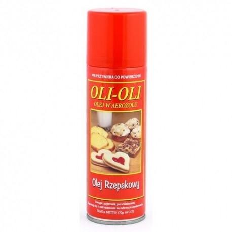 Oli-oli olej rzepakowy do smażenia 170 g