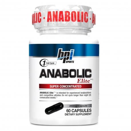 BPI Anabolic Elite 60 kaps.