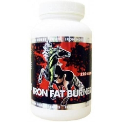 Iron Horse  FAT BURNER 120 KAPS.